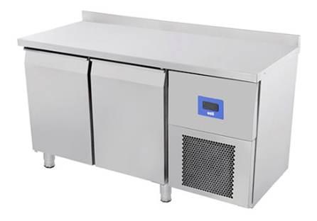 Mesa de trabajo refrigerado - Cocinas Industriales - Equipamiento de ...