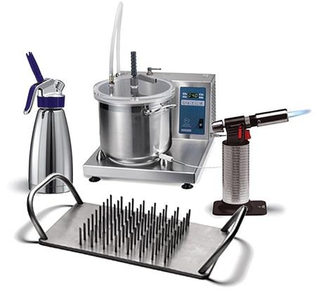 Molecular utensilios horeca soluciones - Instrumentos de cocina ...